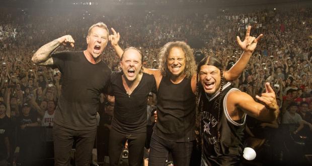 Новый сингл Metallica— «Atlas, Rise!»