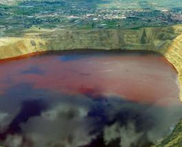 В США нашли подводное озеро смерти