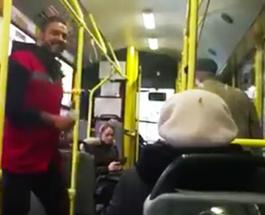 Самое позитивное видео, снятое в киевском автобусе с неподражаемым кондуктором