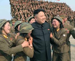 Скоро Северная Корея станет грандом мирового футбола – Ким Чен Ын
