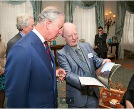 Принц Чарльз мечтает побывать в Грузии