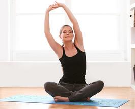 Гимнастика для вас: 4 упражнения в домашних условиях