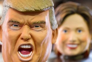 Выборы президента США 2016: результаты – Трамп в шаге от победы