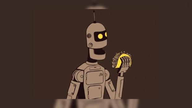 Инженеры создали робота, поедающего живые организмы
