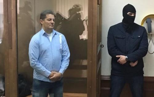 Друг семьи сдал русским силовикам Сущенко,— Фейгин