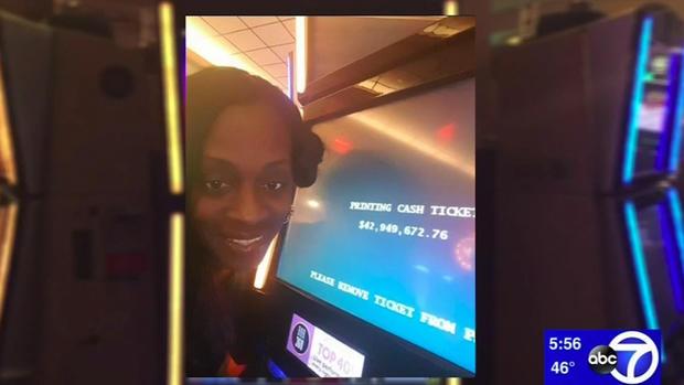 Игровой автомат «обманул» многодетную американку на42,9 млн. долларов