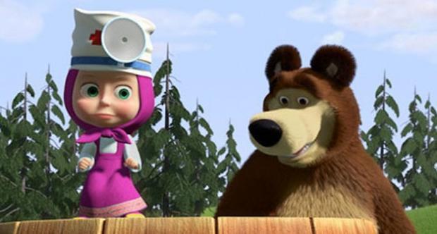 Психологи назвали самые опасные мультфильмы для детей. Комментарий кинорежиссера «Маши имедведя»