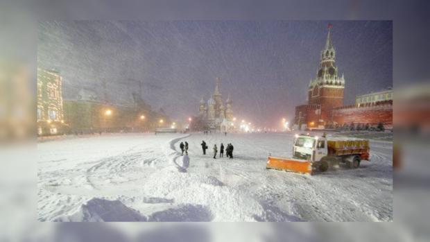 7 и8ноября в столице пройдет мощнейший снегопад