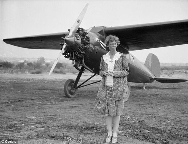 ВТихом океане отыскали останки известной летчицы, пропавшей в 1937-ом году