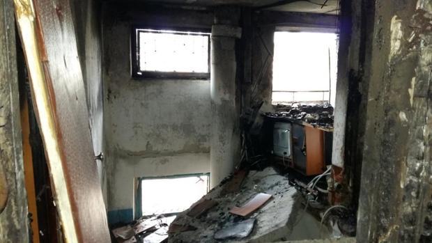 ВДнепре взорвался дом
