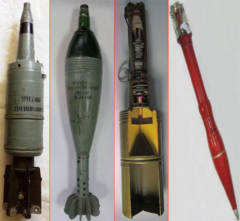 Найденный под Киевом «бункер оружия» оказался складом прототипов ракет ибомб