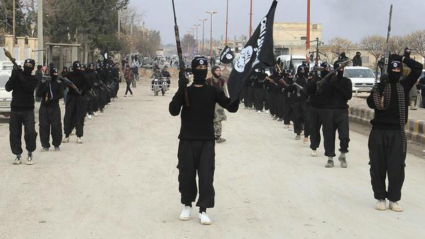 Появилось видео наступления армии Ирака наюгМосула