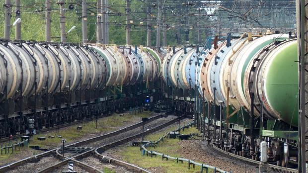 РЖД запретила заезд в Российскую Федерацию ж/д цистерн десяти украинских перевозчиков