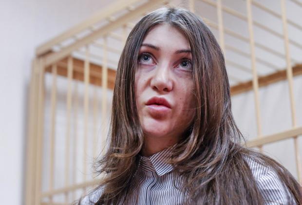 Участница гонок на«Гелендвагене» Мара Багдасарян задержана в столицеРФ
