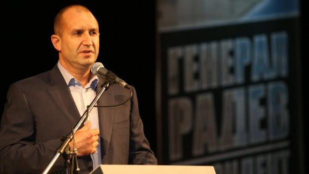 Радев лидирует перед вторым туром президентских выборов вБолгарии— Опрос