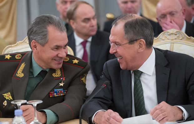 Шойгу иЛавров вновь возглавили рейтинг популярности русских министров