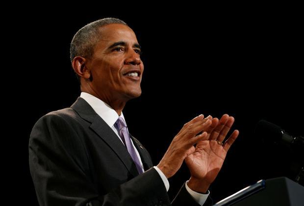 «Мынедемократы либо республиканцы, аамериканцы»— Барак Обама