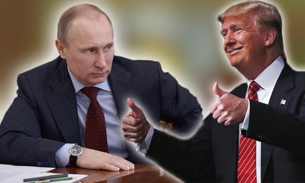 Песков: Трампа пока неприглашали посетить РФ