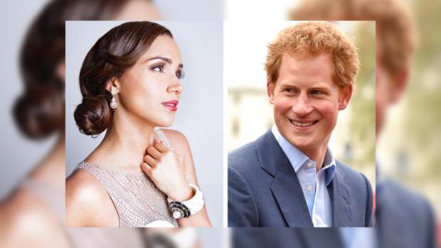 Принц Гарри потребовал оставить впокое его возлюбленную Меган Маркл