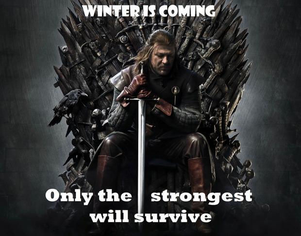 Автор «Игры престолов» после победы Трампа: «Зима близко»
