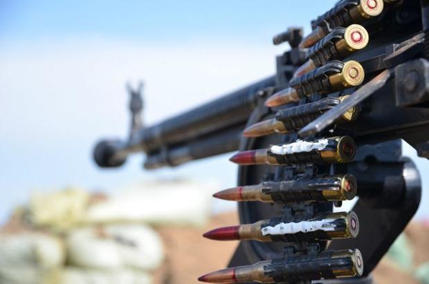 Штаб АТО: противник активно использовал артиллерию игранатометы