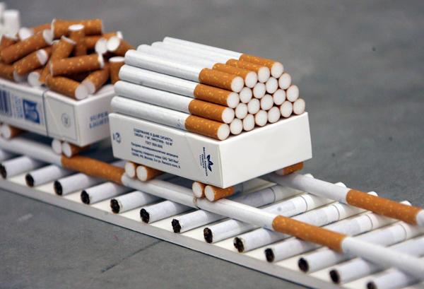 Когда будет подорожание сигарет в россии