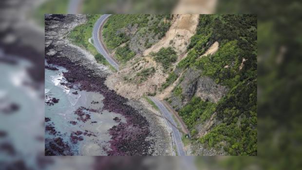 В новейшей Зеландии произошел прорыв плотины нареке Кларенс