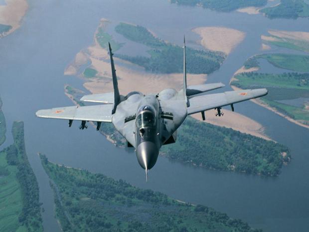 ВСирии впервый раз увидели русский истребитель МиГ-31
