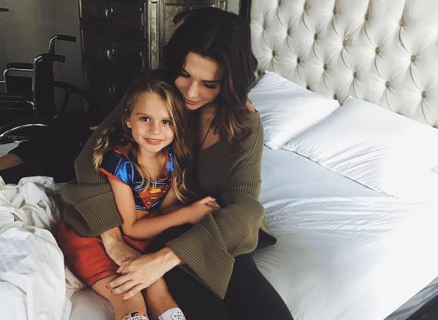 Дочь Анны Седоковой дебютировала в качестве актрисы