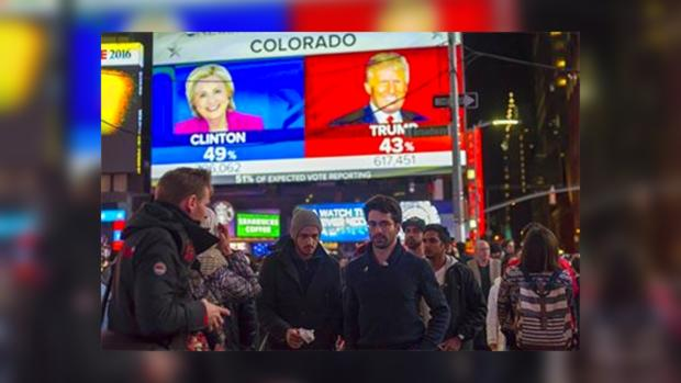 В съезд США внесли предложение опереходе кпрямым выборам президента