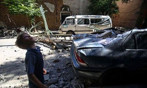 ВВосточном Алеппо неосталось ниодной функционирующей клиники