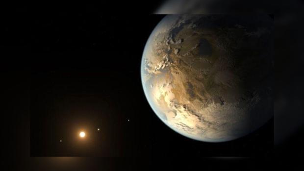 Ученые открывают суперземлю наорбите вокруг близлежащей звезды