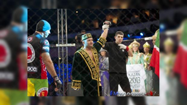 Русский чемпион мира покикбоксингу убит вГермании