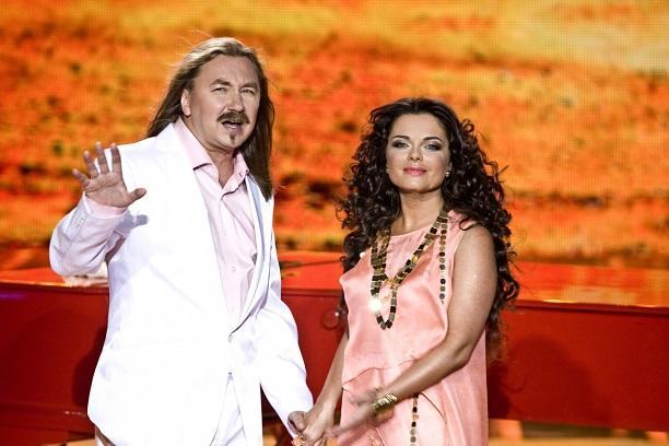 Наташа Королева иИгорь Николаев воссоединились
