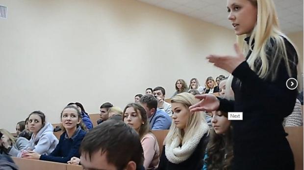 Николаевские студенты пожаловались вСБУ напоказ фильма оДонбассе