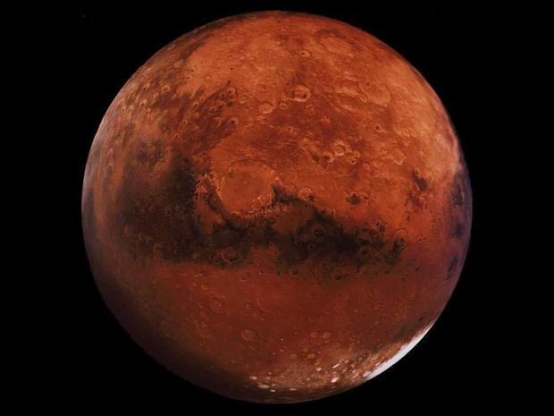 НаМарсе найдены следы существования жизни— Уникальная находка