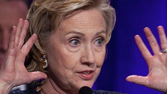 Появились новые данные, как Клинтон обогнала Трампа— Выборы вСША