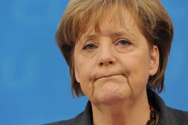 Ангеле Меркель изСирии отказали вубежище вГермании