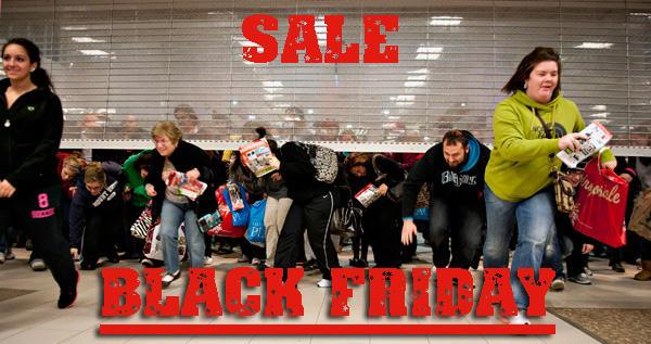 Жители Америки в«чёрную пятницу» предпочли заниматься интернет-шопингом