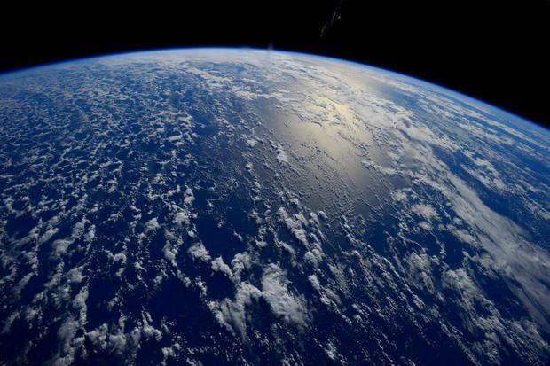 Земля была покрыта оранжевой дымкой напервичной стадии своего развития— Ученые