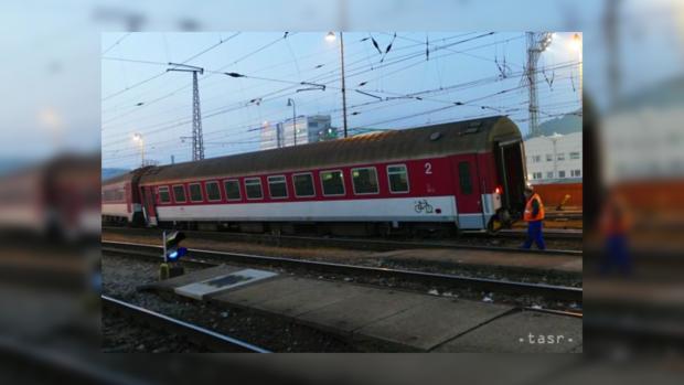 ВСловакии сошел срельсов пассажирский поезд