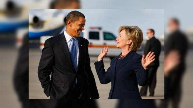 Трамп принял решение взяться зафонд Клинтон