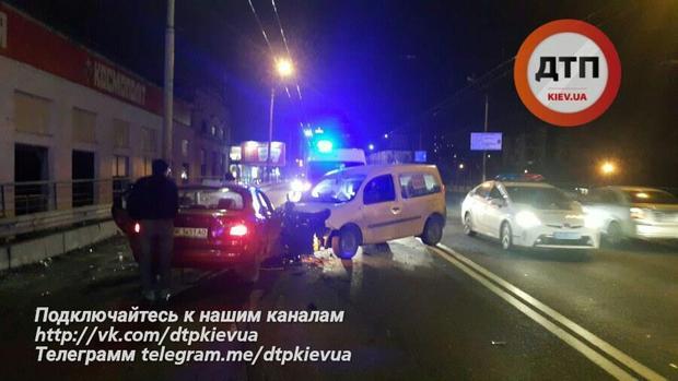 Нетрезвый шофёр учинил масштабную трагедию вКиеве