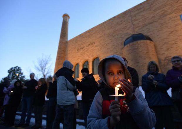 Мечети Калифорнии получили «письма ненависти»