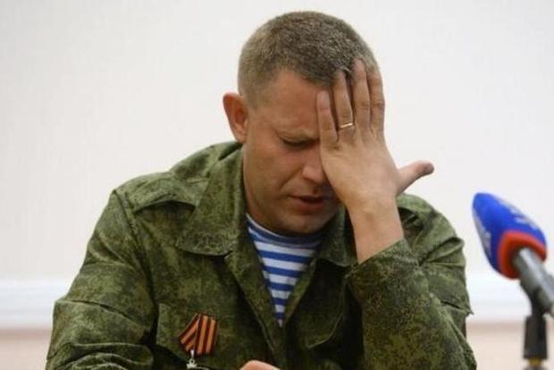 Главарь «ДНР» спел иопять начал угрожать