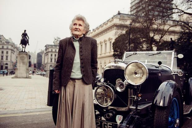 Скончалась лучшая подруга икузина королевы Англии леди Маргарет Родс