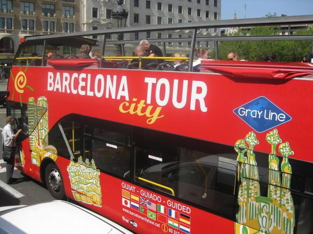 Незакончить как Венеция: граждане Барселоны устроили акцию протеста против туристов