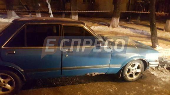 5 патрулей милиции преследовали нетрезвого водителя вКиеве