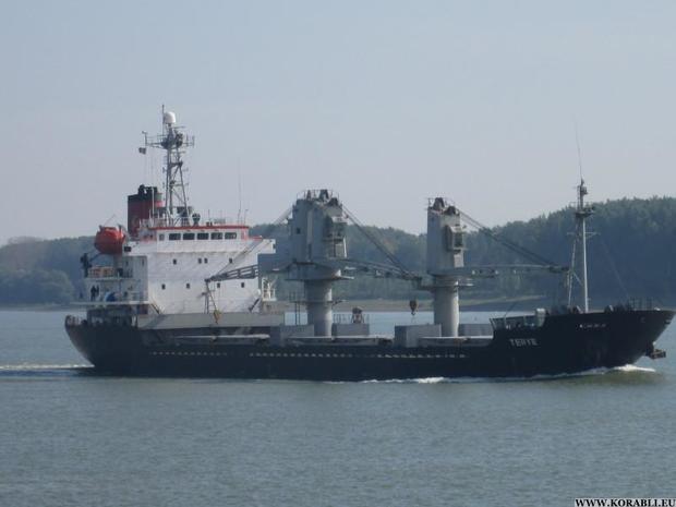МИДРФ: Уберегов Бенина захватили судно, накотором могут быть украинцы