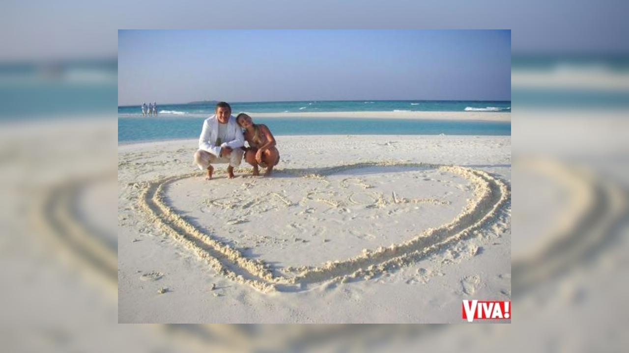 Свадьба Тины Кароль иОгира наМальдивах